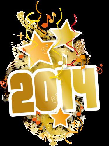 С наступающим 2014!